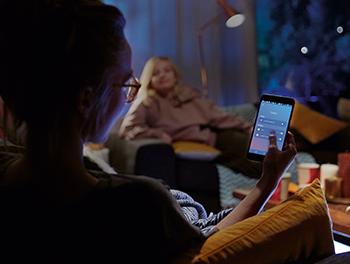 Aplikacja Home + Control